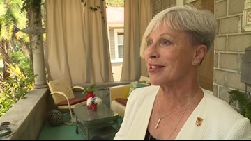 Former St. Augustine Mayor Nancy Shaver speaks out about stroke recovery, breast cancer, latest efforts