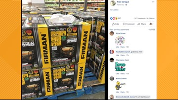Jacksonville donor anonymously buys about 100 generators for Bahamas after Hurricane Dorian