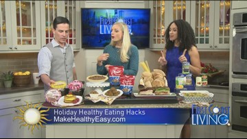 FCL Wednesday November 14th Holiday Healthy Eating Hacks