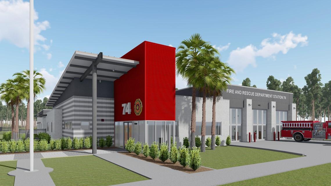Groundbreaking held for fire station in Jacksonville