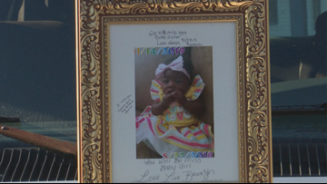 Vigil held for infant who died in hot daycare van