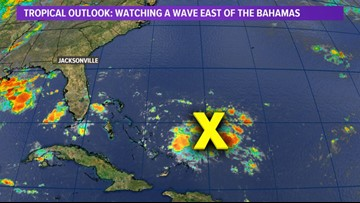 7/21 4:45 p.m. Weather Update