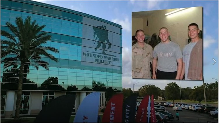 St. Augustine veteran runs a mile an hour for 17 hours to honor friends, raise money