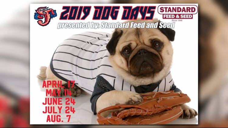 Crustaceans & Canines event happening at Baseball Grounds of Jacksonville