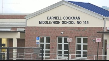 Student arrested after social media threat prompts lockdown at Darnell-Cookman School of the Medical Arts in Jacksonville