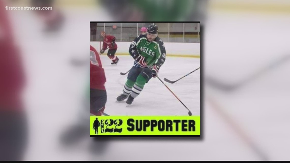Stories of Service: Jacksonville veteran using the game of hockey to help other vets