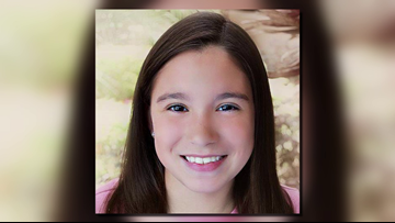 Fleming Island girl writes song in honor of sister who died from a brain aneurysm