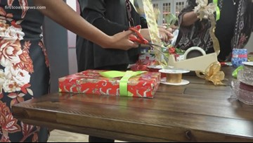 Tips and tricks to help you wrap gifts and decorate holiday cookies like a pro