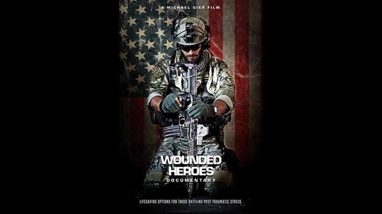 Stories of Service: Filmmaker highlights alternative treatments for veterans battling PTSD