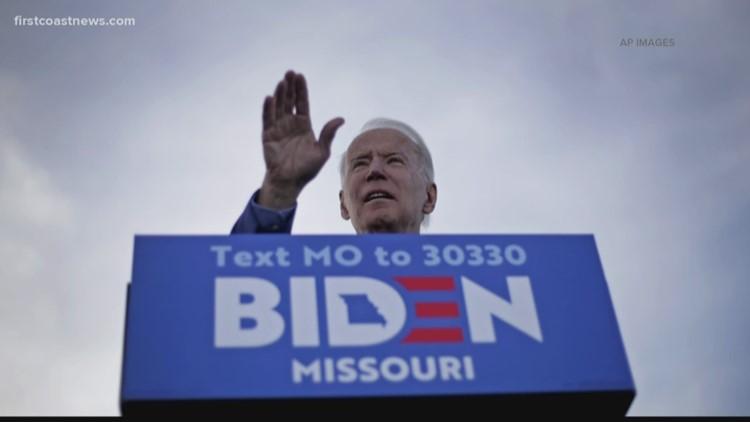 Blu-val: Joe Biden takes Duval County