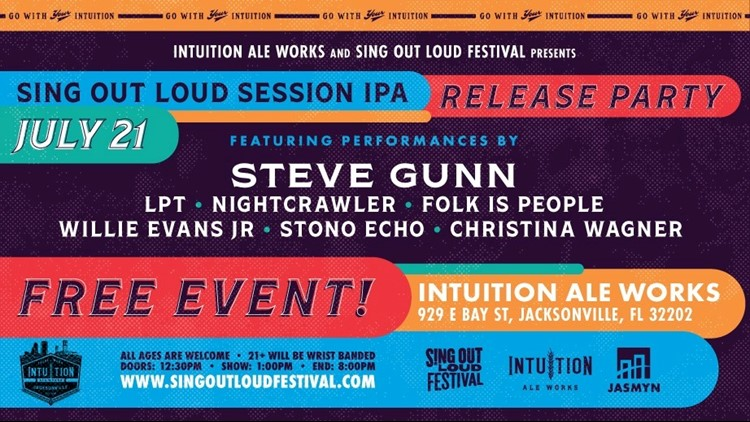Intuition Ale Works to release 'Sing Out Loud' IPA benefitting LGBTQ youth