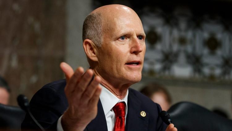 Senator Rick Scott to visit Jacksonville on Monday