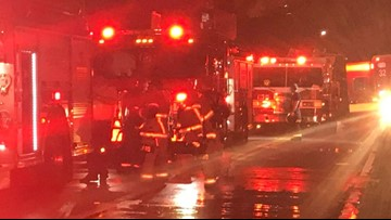 Early morning blaze causes significant damage to Westside home