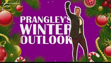 Weather: Mike Prangley's Winter Outlook