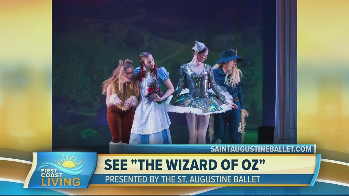 The St. Augustine Ballet presents 'The Wizard of Oz'