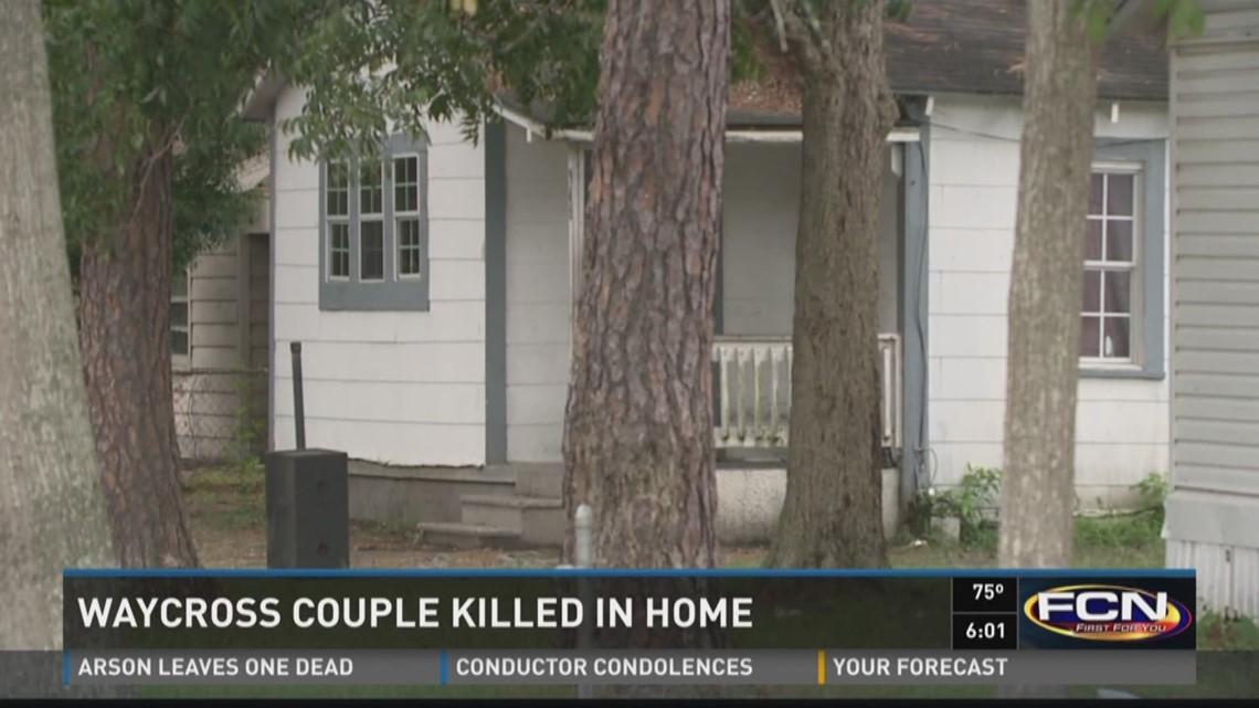 Waycross Ga Couple Killed In Home Invasion Firstcoastnewscom