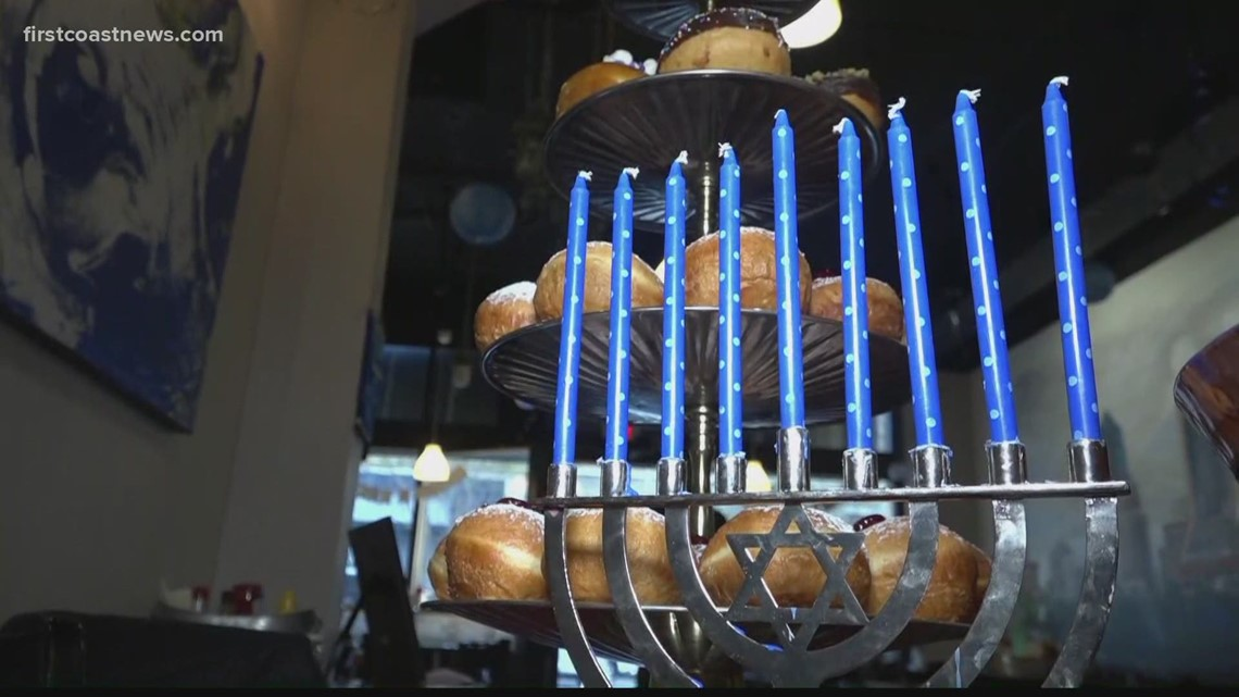Celebrate Hanukkah with classic fried treats from Gili's Kitchen