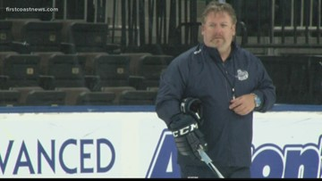 Undefeated Jacksonville Icemen are hungry for more