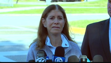 'This has to stop': Mother of Parkland shooting victim demands change