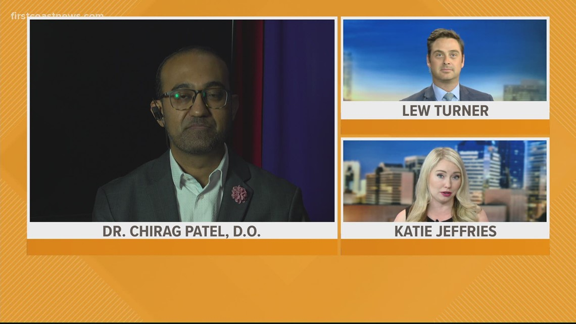 Dr. Patel talks about COVID-19 vaccines on GMJ