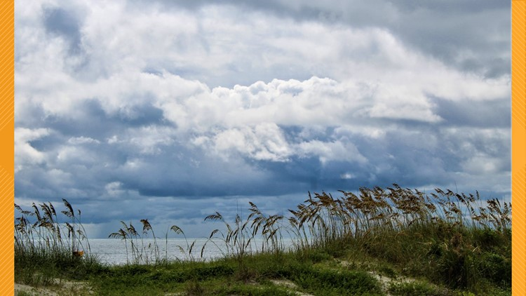 Storms more widespread on Thursday; heating up with more sun this weekend