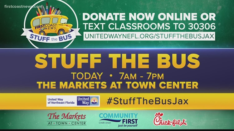 Stuff the Bus: How you can help donate to local classrooms