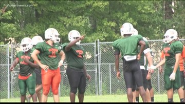 Athlete of the Week: Tre Lawrence