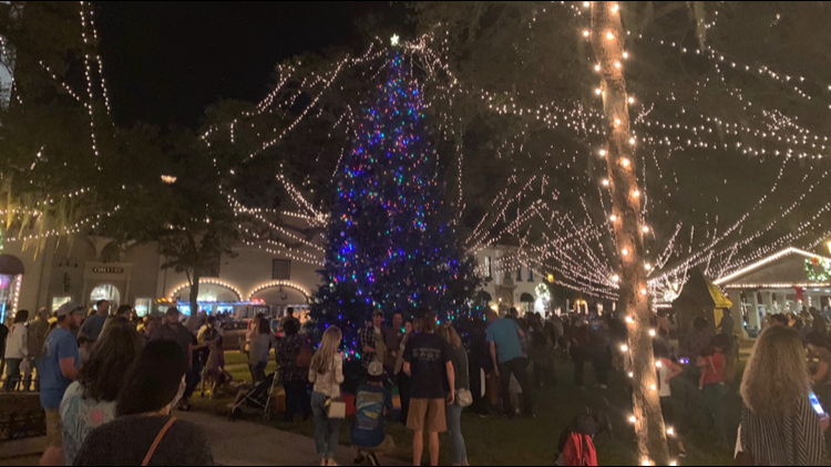 28th Annual Nights of Lights returns to St. Augustine