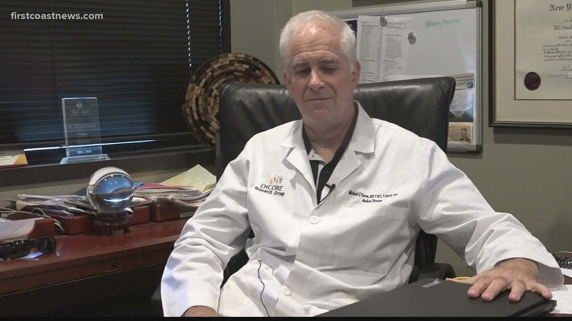 Cardiologist says recent spike in COVID-19 causing issues with staffing, elective surgery