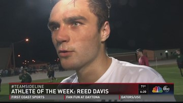 Athlete of the Week: Reed Davis