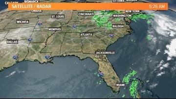 12/16 Weather Update 6:00 a.m.