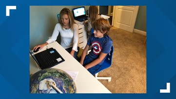 First Coast mom finds balance by turning to homeschooling