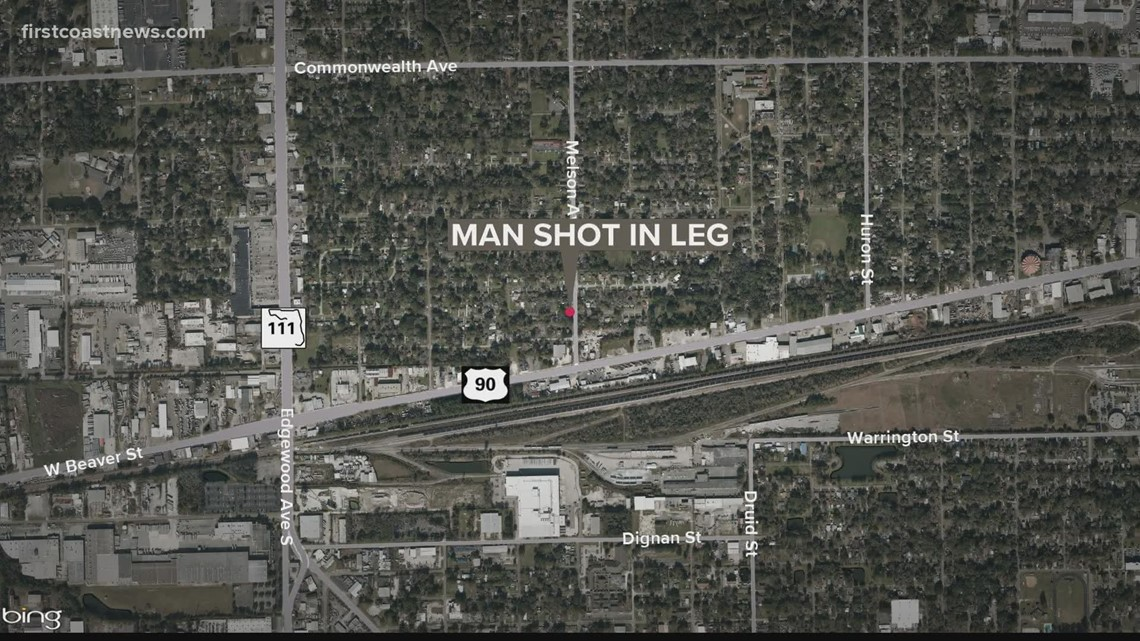 JSO: 1 hurt after shooting in Woodstock neighborhood, suspect at large