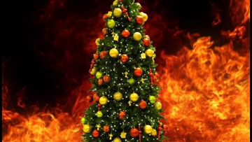 JFRD offers Christmas tree safety tips