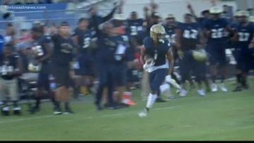 Sideline 2018: Top 5 plays from week 2 in high school football