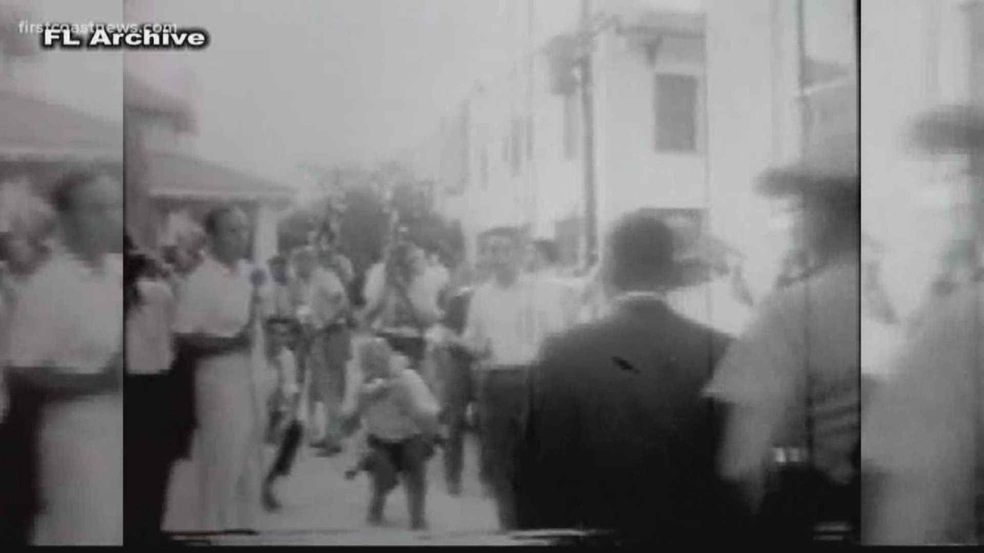 Remembering The Attempted Assassination Attempt Of Mlk In St Augustine Firstcoastnews Com