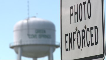 Red light cameras to continue operating in Green Cove Springs