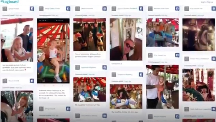 YOUR PHOTOS: People along the First Coast share their memories from the historic St. Augustine carousel