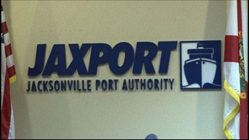 Officials break ground on $238.7 million terminal at Blount Island