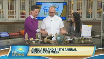 Get a taste of what's to come at Amelia Island's Restaurant Week (FCL January 17th)