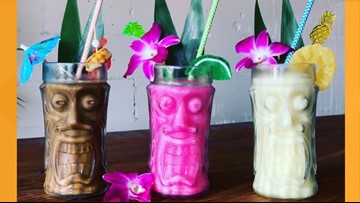 Pop-up Tiki Bar opens in Jacksonville as part of Reve's 'Tiki Weeki'