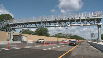 Final preparations made to I-295 Express Lanes opening this weekend