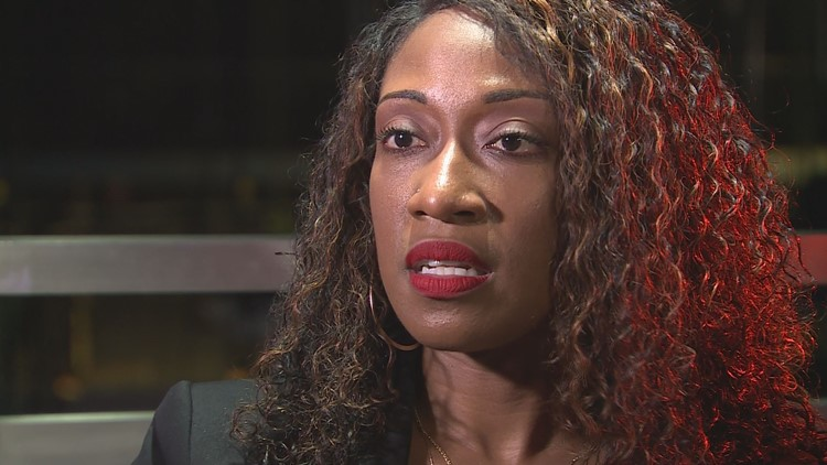 Marissa Alexander, an advocate for criminal justice system reform, said Eric Wright's case should not have gone to arrest if someone was unlawfully on his property. (PHOTO: Nick Moron)