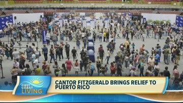 Cantor Fitzgerald Brings Relief to Puerto Rico (FCL Jan. 15)