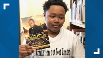 Morning Motivation: Student who is blind becomes teen author