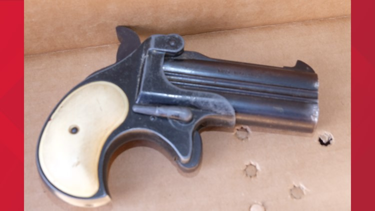 firearm used by Edwards in shooting