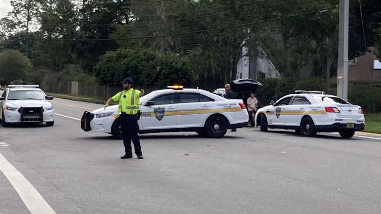 Reports: Child in serious condition after being hit by vehicle in Mandarin area