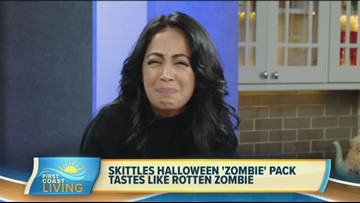 FCL Hosts Try Zombie Skittles On-Air (FCL Oct. 21)