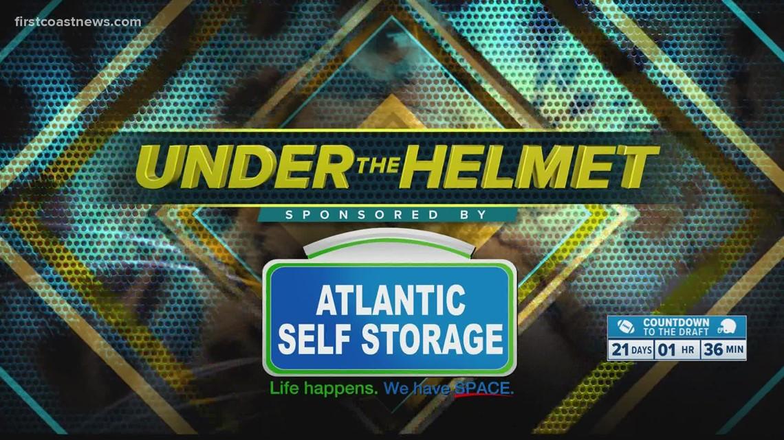 Under The Helmet: James Robinson