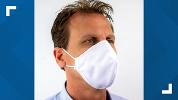 Florida sports apparel company making personal protective equipment for people on the front lines of coronavirus pandemic